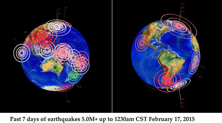 Most recent earthquake update: The earthquake unrest which was building for the past several weeks has now started to become obvious to the point where even the average person might make note, or t...