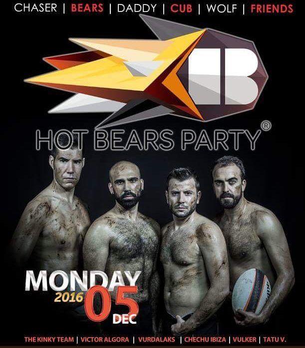 video brcd kinky bear party