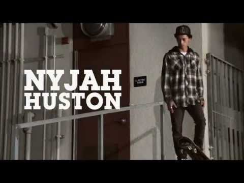 Nyjah Huston at his best!