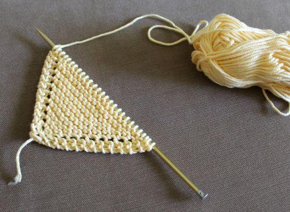 Padrão de pano de prato de ponto de liga rápida Diagonal Knit