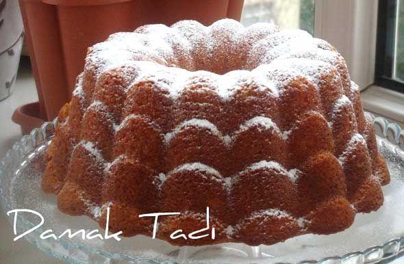 Elmalı Tarçınlı Kek Tarifi | Yemek Tarifleri Sitesi | Oktay Usta, Pratik Yemekler