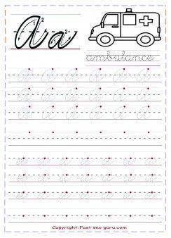 Best 25+ Cursive handwriting practice ideas on Pinterest | Free ...