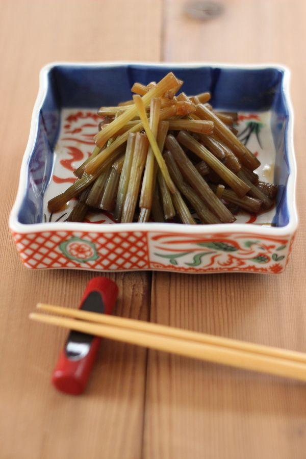 蕗の佃煮 by yakko | レシピサイト「Nadia | ナディア」プロの料理を ...