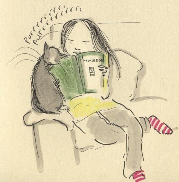 BOOK SNUGGLES