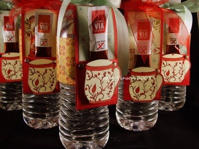 Company Christmas Party Favors