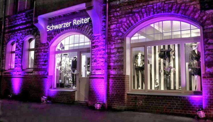 THE FABULOUS LIFE OF RICCI.: Interview: Schwarzer Reiter Berlin.