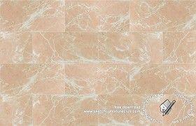 Textures Texture seamless   Coral pink floor marble texture seamless 19131   Textures - ARCHITECTURE - TILES INTERIOR - Marble tiles - Pink   Sketchuptexture