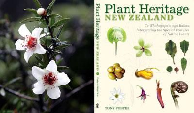 Plant Heritage New Zealand - by Tony Foster.