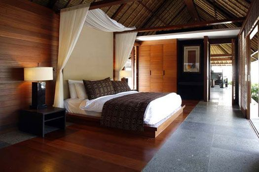 Tropical Architecture Group, Inc. - Modern Balinese Contemporary Interior Design: