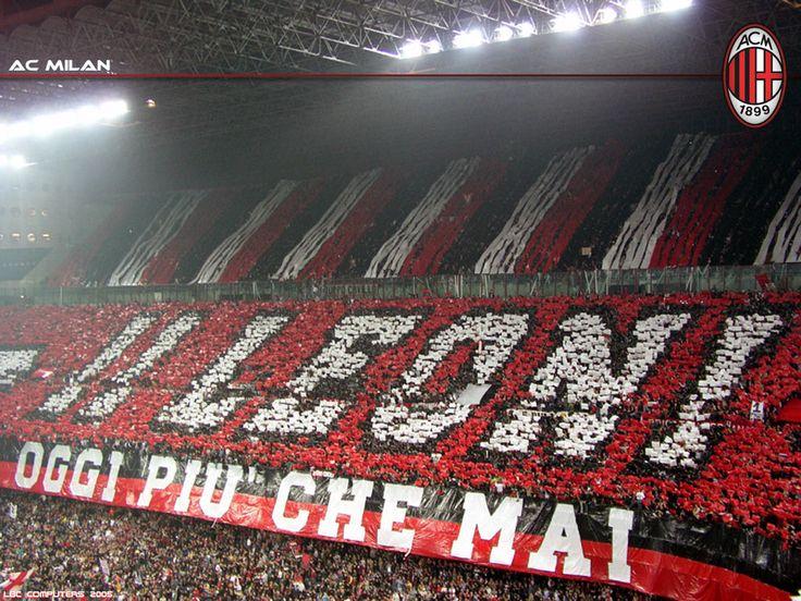 Ac Milan (and Inter), San Siro, Milan, Italy