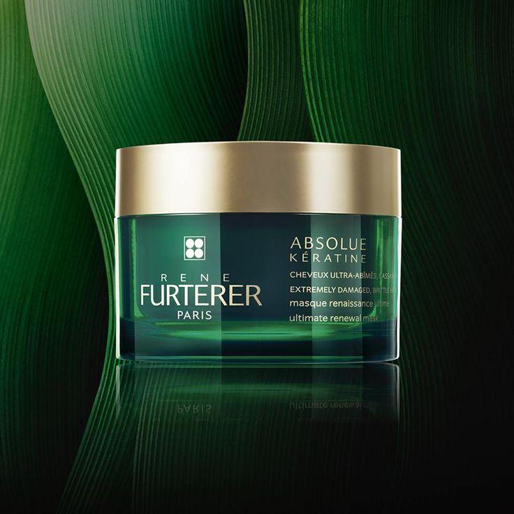 Rene Furterer Absolue Keratine Masque Интенсивно восстанавливающая маска. Это экстремально насыщенное средство настоящий «S.O.S.уход», для восстановления структуры и глубокой регенерации истощённых волос по всей длине.  #ReneFurterer #AbsolueKeratine #ILoveSabina