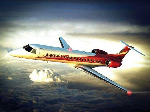 Small passenger jet