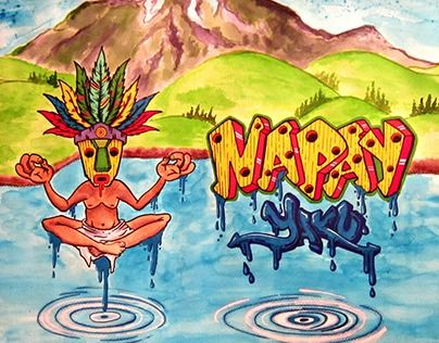 "Check out new work on my @Behance portfolio: ""Napay Yakú, Veneración espiritual al Agua"" http://be.net/gallery/33731416/Napay-Yaku-Veneracion-espiritual-al-Agua"