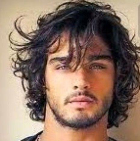 mexican man long hair