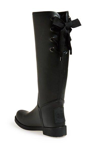 COACH 'Tristee' Waterproof Rain Boot | Nordstrom
