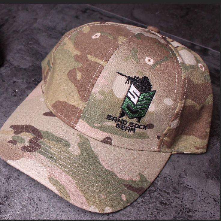 Sand Sock Gear Multicam Hat