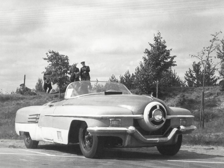 You must remember ZIS. More Cool Russian Cars! | The Jalopy Journal The Jalopy…