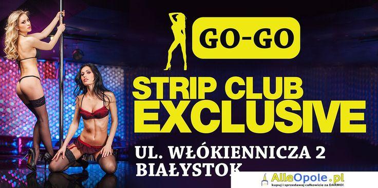 Tancerka klubowa (Białystok) http://www.alleopole.pl/