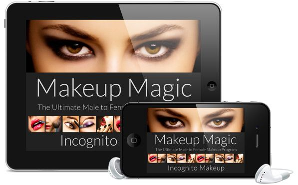 Welcome to Makeup Magic: The ultimate male to female makeup program for crossdressers and MTF transgender / transsexual women. Everything you need to know about applying makeup so you can look better than you ever thought possible.