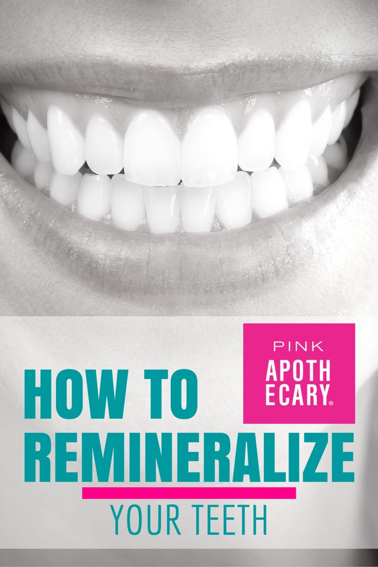 How to remineralize your teeth restore enamel teeth