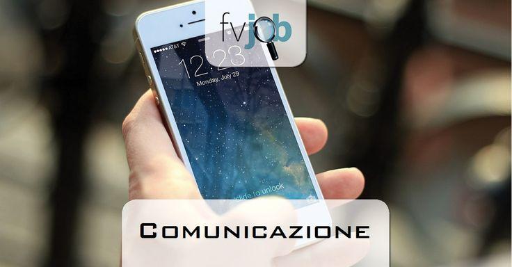 In questa Bacheca trovi i link ai siti con opportunità di lavoro nel campo del web, comunicazione ed editoria. Altre opportunità su www.fvjob.it e www.facebook.com/FVJOB