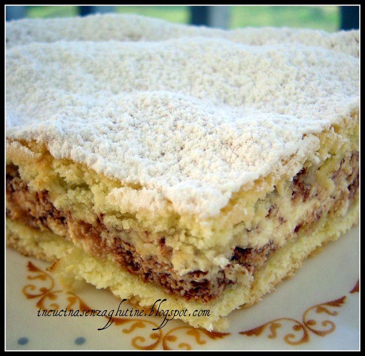 In cucina senza glutine ricette e cucina per celiaci: crostata ricotta e cioccolato senza glutine