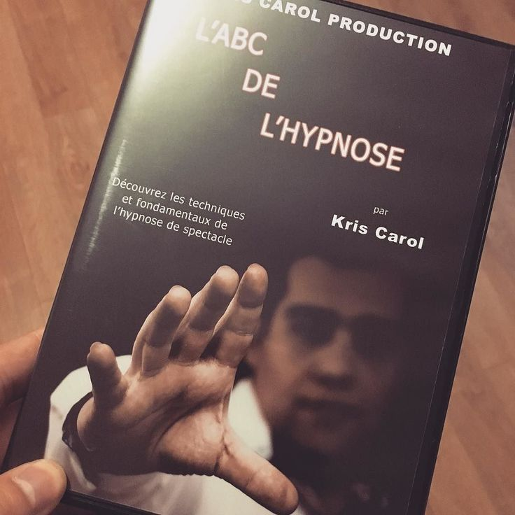 Un assez bon DVD si vous êtes initiez à l'hypnose si vous débutez complètement sachez que les sujets sont abordés de manière très succincte. Le spectacle est plutôt sympa et il y a quelques conseils à prendre hormis ça ce DVD n'est pas un indispensable mais reste agréable à regarder. Si je devais mettre une note se serait 7/10.  #hypnose #hypnosis #abcdelhypnose #onfaitletour