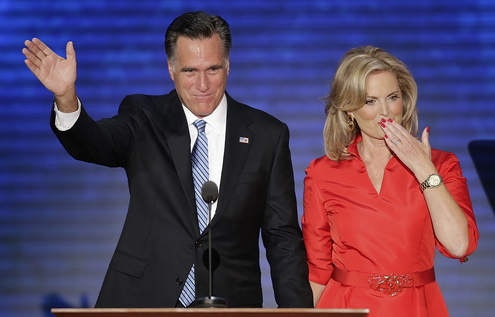 Ann Romney sings husband's praises, Christie goes after Obama - PhotoGallery - Chicago Sun-Times