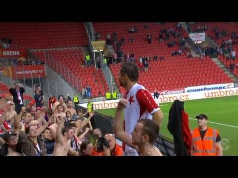 David Hubáček (Slavia Praha)...the legend of Slavia Prague