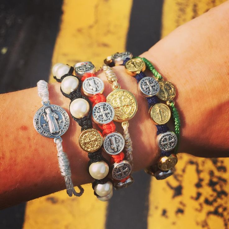 """Shawn Killinger QVC on Instagram: """"Bosnian blessing bracelets. Wait til u hear the divine story behind them 2night in #PMStyle 10pET. Bring ur Kleenex. And your broken heart. """"God is real. Prayer works. Love heals."""" ~ @mysaintmyhero #inspirational jewelry. #inspirationaljewelry #qvc #mysaintmyhero #msmh #jewelrytrends #kleenex #blessings #bracelets #accessories #godisreal"""""""