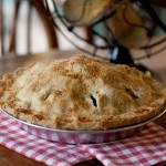 The Quintessential American Apple Pie  http://www.themeaningofpie.com/2011/03/the-quintessential-american-apple-pie/