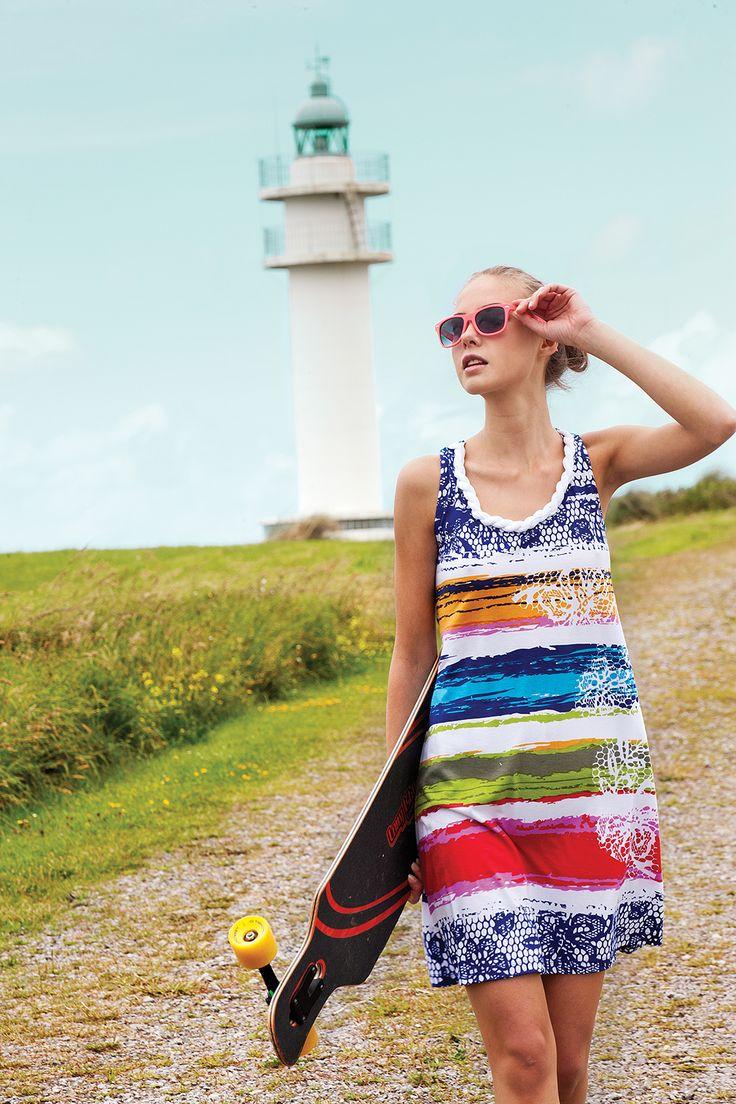 señoretta streetwear #señoretta #streetwear #homewear #home #fashion #womanfashion #style #styletips #stylish #fashionista #print #details #soft #woman #dress #summer2015 #summerlooks #summer #beach #hot #girlfashion