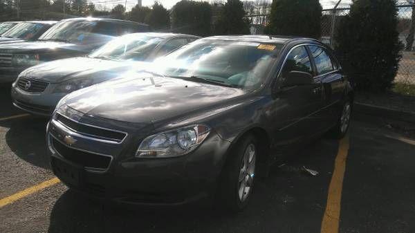 2010 Chevy Malibu (Boston) $6800