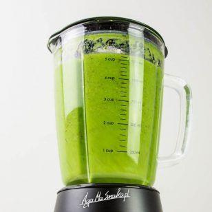 zielone koktajle - przepisy ⋆ AgaMaSmaka - żyj i jedz zdrowo!