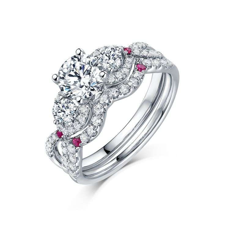 A Heart's Promise 046 - Lao Feng Xiang Jewelry Canada