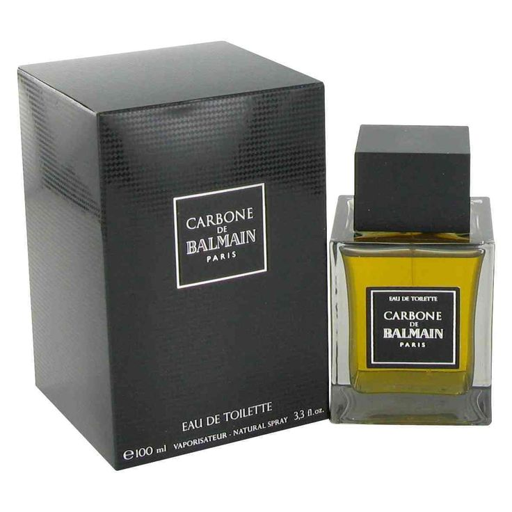 Pierre Balmain Carbone de Balmain Men's 3.3-ounce Eau de Toilette Spray