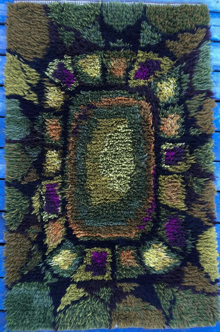674 Best Matto Ryijy Rug Rag Rug Carpet Images On