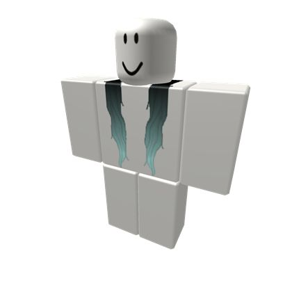 Pastel Mint Blue Hair Extensions - ROBLOX