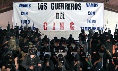 Jalisco Cartel New Generation