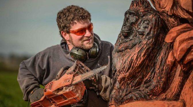 Деревянные скульптуры, сделанные при помощи бензопилы http://www.prohandmade.ru/other/derevyannye-skulptury-sdelannye-pri-pomoshhi-benzopily/  #скульптуры #деревянныескульптуры #резьба #сделанобензопилой