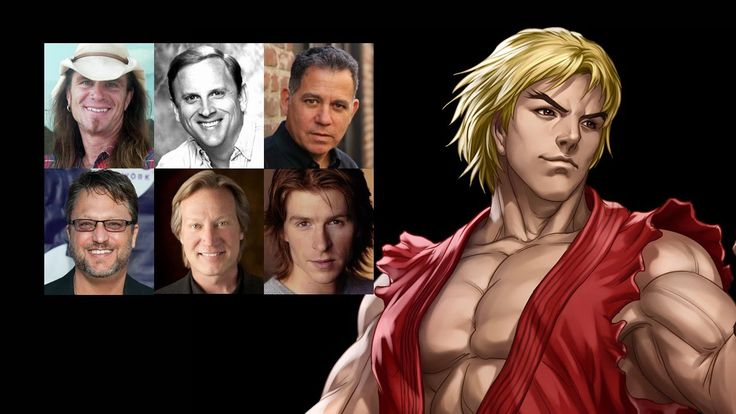 Comparing The Voices - Ken Masters