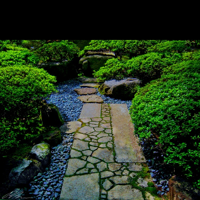 68 best Japanese Walkways images on Pinterest Landscaping Stone