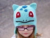 Crochet Bulbasaur Hat ~ Crochet By Allie
