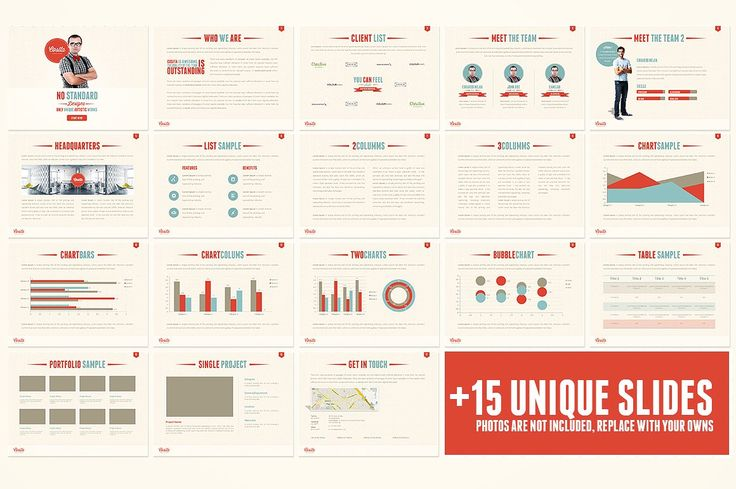 Cosita PowerPoint Presentation by eamejia on @creativemarket