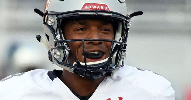 Howard wins biggest upset in CFB history, led by Cam Newton's little brother