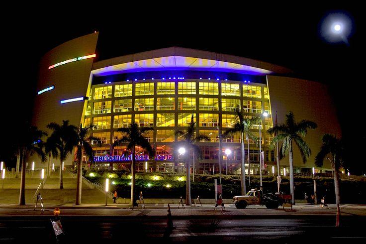 AmericanAirlines Arena, Miama FL