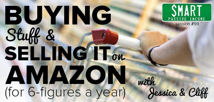 Buying and selling stuff on Amazon
