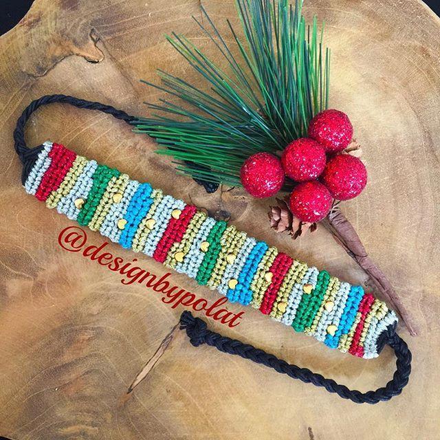 Güzelliklerle dolu bir gün dilerim🙏🏻Sağlıklı olun, mutlu olun, sevgiyle kalın✌️️🍃👁👁🍃🌹 #designbypolat #macramebracelet #macrame #bileklik #bracelet #bijuteri #bijuterias #taki #takitasarim #örgü #elişi #handmade #christmas #noel #yeniyıl #boho #bohemian #style #jewellery #design #designer #hippiebracelets #gypsy #likeforlike #l4l #micromacramejewelry #accessories #hayatagülümse