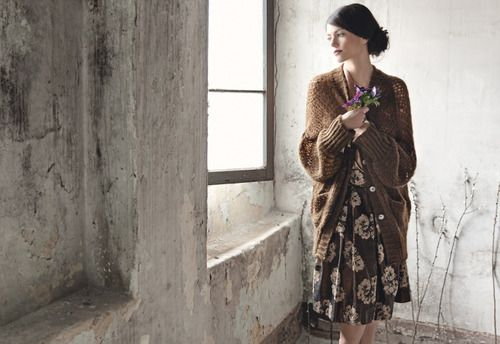 Erika Cavallini Fall/Winter Catalogue  http://www.sansovinomoda.it/DesignerWomanSS/semicouture.jsf