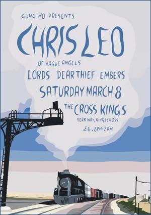 Chris Leo / Lords / Dear Thief / Embers